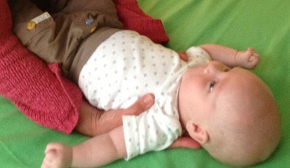 KST Kranio-sakral terapi baby børn